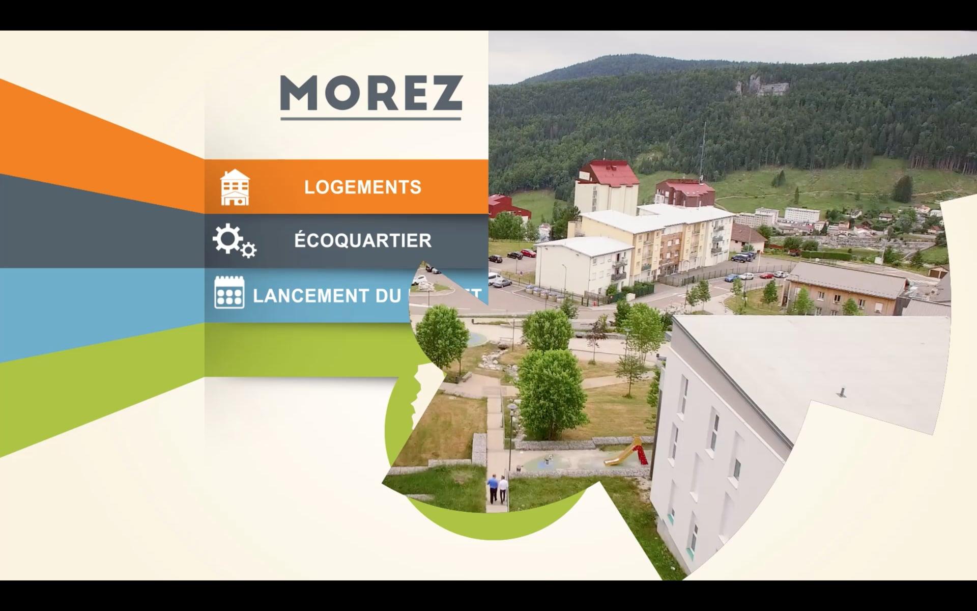 Les Premiers Ecoquartiers de Bourgogne-Franche-Comte