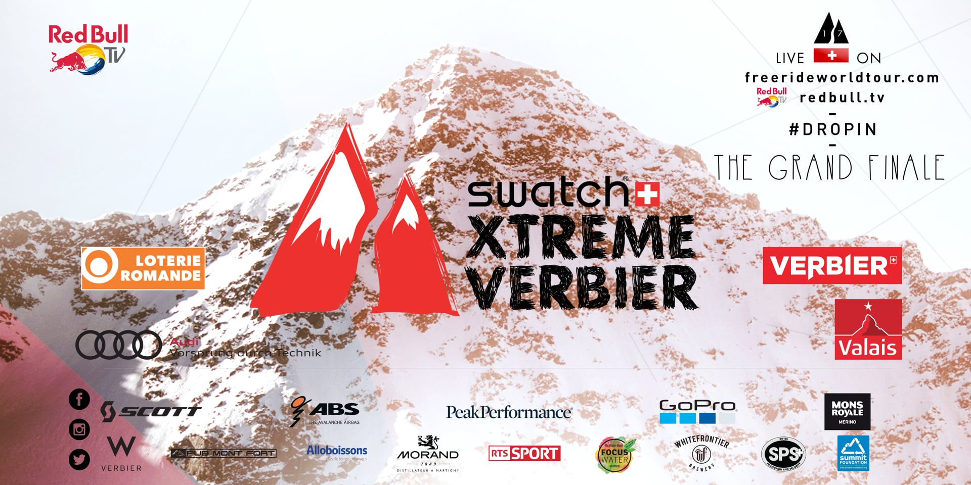 Extreme Verbier Swatch Freeride World Tour