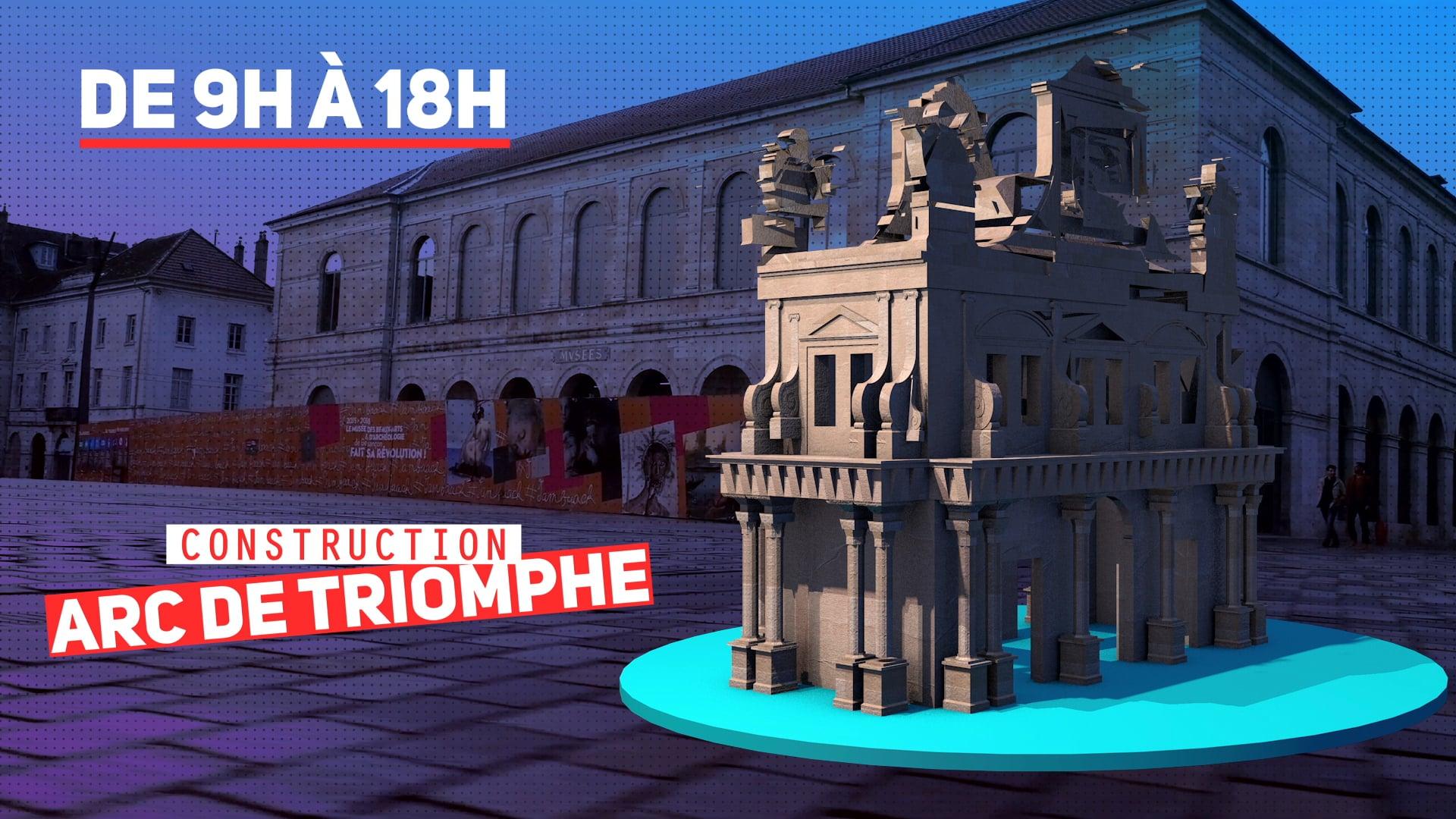 Unesco : 10e anniversaire des fortifications Vauban