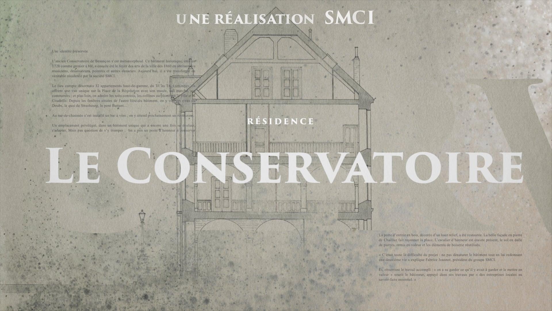 Résidence Le Conservatoire