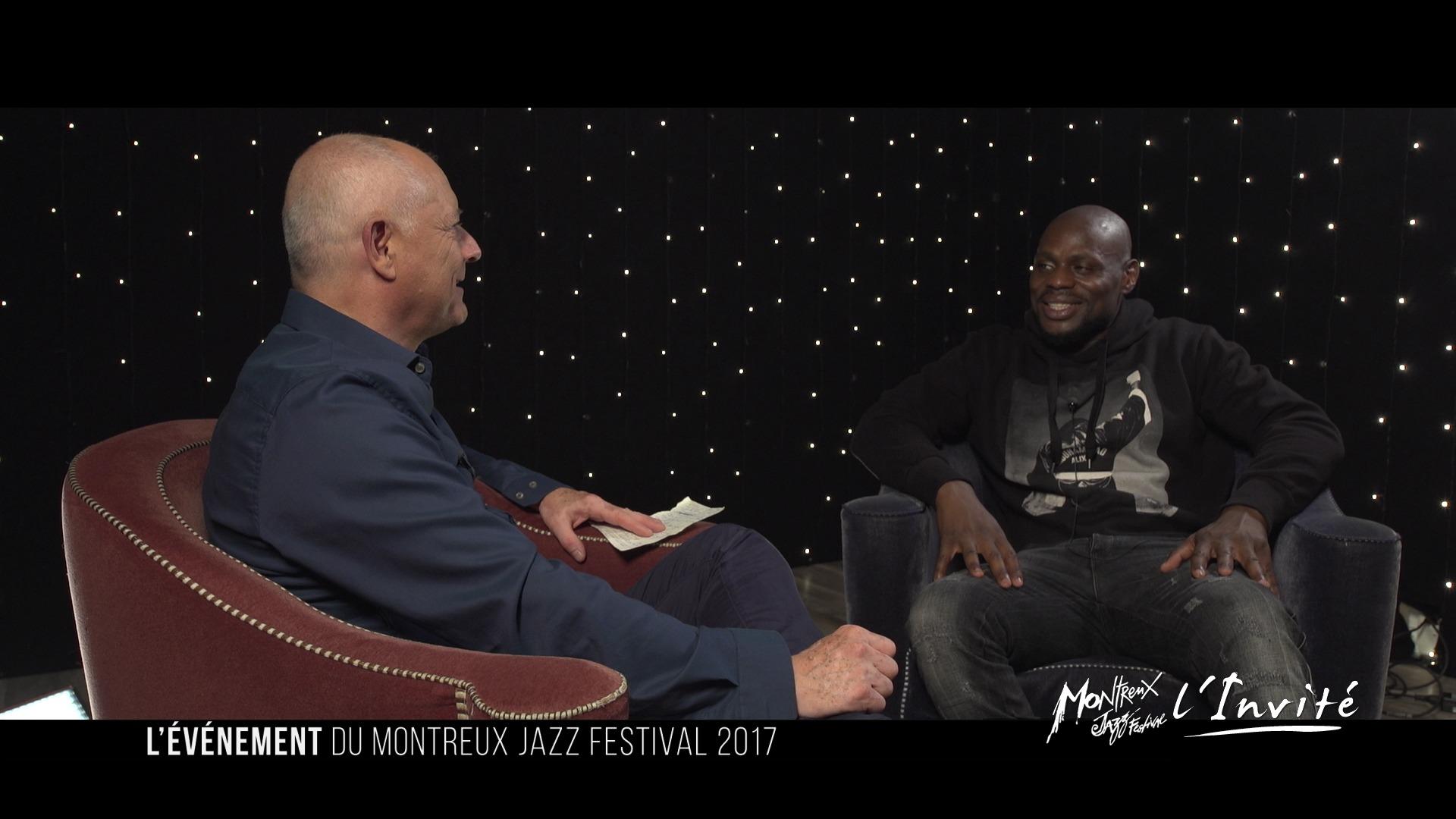 Kery JAMES au Montreux Jazz Festival