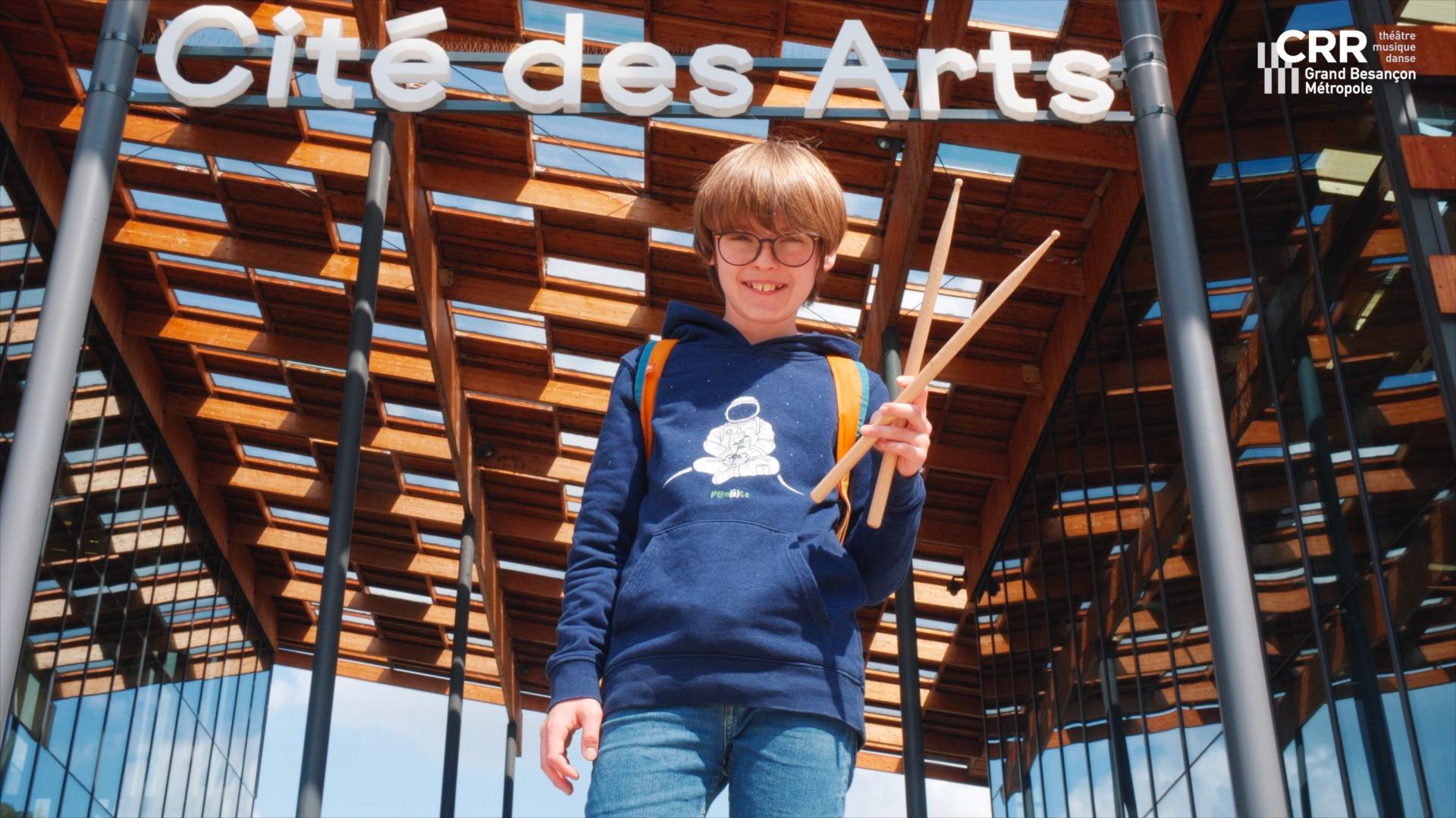 Conservatoire de Besançon, portes ouvertes virtuelles